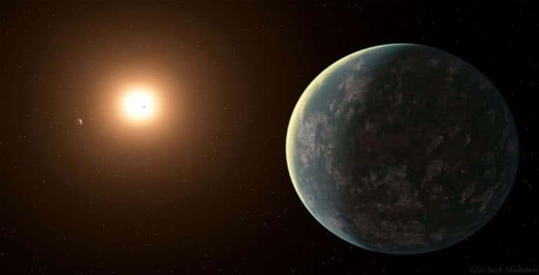 Water Found On Planet K2-18b! Is Another 'Earth' Possible?