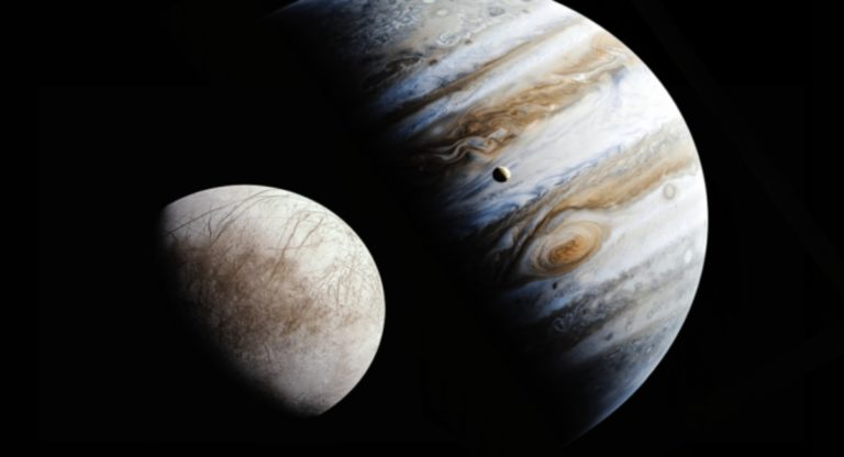 Water Vapor on Europa: Indication of Extraterrestrial life?
