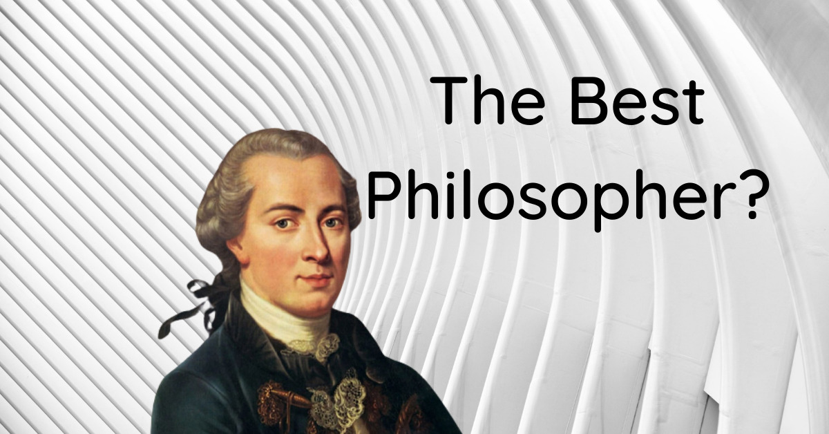 The Best Philosopher?